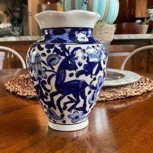 Vintage Ikaros Greek Vase